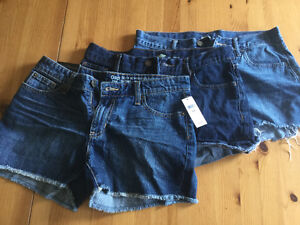 GAP, Old Navy Jean Shorts Size 2