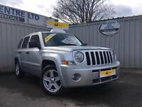 Jeep Patriot 2.0CRD Limited 4X4