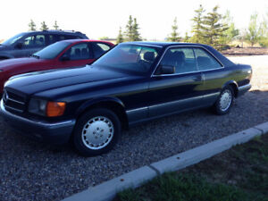 1988 Mercede Sports Coupe