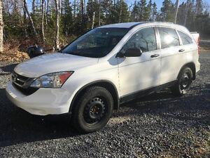 2011 Honda CR-V FWD SUV, Crossover