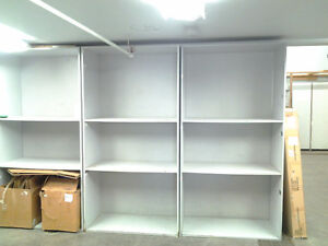 Shelves,Storage bunks and office furniture for sale