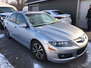 2006 Mazda MAZDASPEED6 GT Berline 145 000KM TURBO AWD 274HP