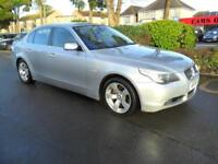 BMW 525 2.5 auto 2004MY i SE HPI CLEAR INC WARRANTY COMPLETE WITH M.O.T