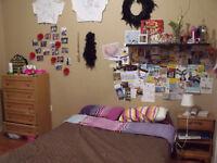 Chambres meublées à louer - Rosemont - Tout inclus & terrasse