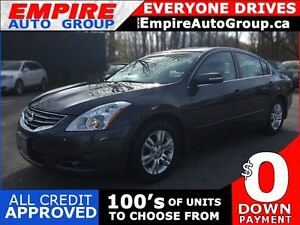 2012 NISSAN ALTIMA 2.5 SL * LEATHER * SUNROOF * REAR CAM