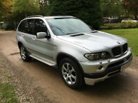 STUNNING BMW X5 3.0D AUTO SPORT WITH IS STYLING 2005 4X4