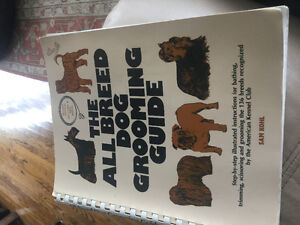 The all grooming dog book