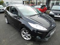 2009 Ford Fiesta 1.6 Zetec S - Black - Platinum Warranty!