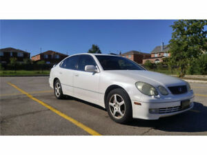 2001 Lexus GS 430 Sedan