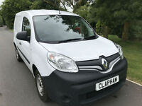 2013 63 RENAULT KANGOO 1.5DCI 75BHP ML19 ECO2 1 COMPANY OWNER ONLY 14,000 MILES