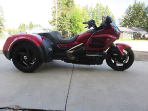2013 Honda Goldwing GL1800