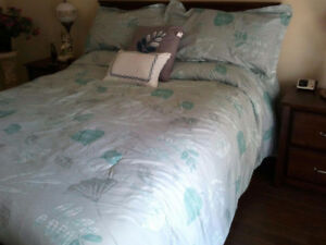 Ensemble de literie pour lit King/ King Size Bedding