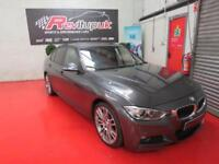 2013/63 BMW 335d X DRIVE SALOON - 400BHP - RED LEATHER - STUNNING CAR