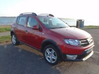 2014 Dacia Sandero Stepway Ambiance TCE, Low Insurance, Low Milage 26,000, Full Service