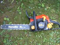 16 inch homelite chainsaw
