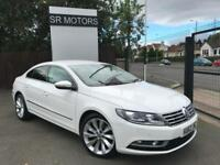 2012 Volkswagen CC 2.0TDI ( 140ps ) BMT GT(SAT/NAV,FULL LEATHER HEATED SEATS)