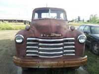 1948 check 6 cyl 2 ton truck