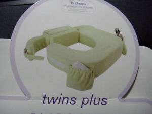 Breastfeeding pillow My Brest Friend Twins/Coussin d'allaitement