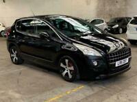 2011 Peugeot 3008 1.6 VTi Envy 5dr SUV Petrol Manual