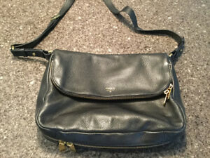 Fossil Crossbody Bag - Black