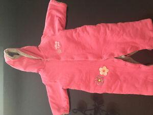 Osh kosh b'gosh one piece baby outfit