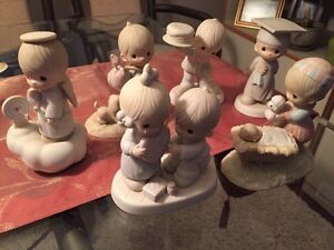 Precious Moments Figurine Collection