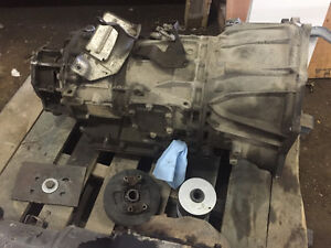 14 bolt true floater rear end and Allison 6 speed tranny Peterborough Peterborough Area image 1