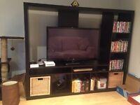 TV & Storage Unit