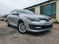 2014 (14) RENAULT MEGANE DYNAMIQUE TOMTOM ENERGY 1.5DCI **£0 ANNUAL TAX**