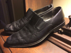 Mens' Italian Leather Black Dress Shoes & LOTS MORE!
