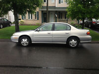 1998 Chevrolet Malibu 4 Door Sedan - Runs Good