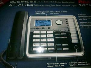 Rca business phone
