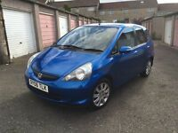 HONDA JAZZ 1.4 I-DSI SE,•MOT MARCH 2017•SERVICE HISTORY (8 stamps)•(civic golf polo Astra focus)