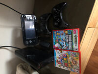 Wii U with Mario cart pre-installed