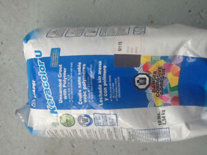 Mapei Truffle colour 10lb.  Unsanded polymer grout