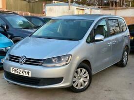 2013 Volkswagen Sharan 2.0TDI DSG, AUTOMATIC, 7 seats.