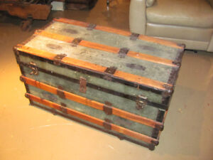 Another Old Trunk