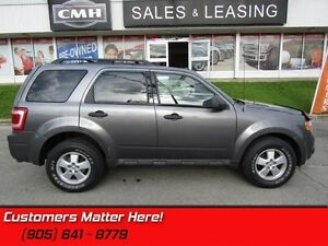 2010 Ford Escape XLT   V6, AWD, LEATHER, SUNROOF, SYNC!