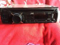 Jvc car CD player