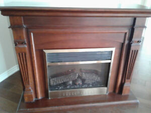 Stunning Electric Fireplace For Sale