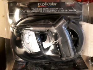 Duplicolor Bedliner Spray Gun Kit