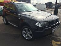 BMW X3 Sports Auto