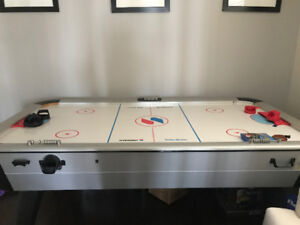 Sportcraft Turbo Air Hockey Table $150.00