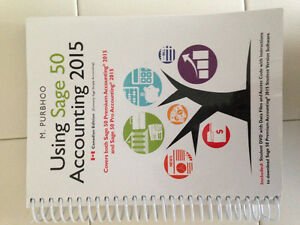 Sage 50 Accounting Textbook