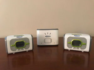 Graco Direct Connect Digital Baby Monitor with 2 receivers