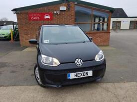 2012 Volkswagen up! 1.0 ( 60ps ) BlueMotion Tech Move Up PX WELCOME