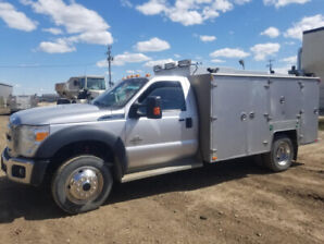 2011 Ford F-450 Service Truck