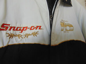 snap on 70th anniversary jacket