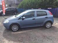 Fiat Grande Punto 1.2 8v Active***3 MONTHS WARRANTY*** FINANCE AVAILABLE