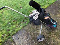 Ladies golf club set